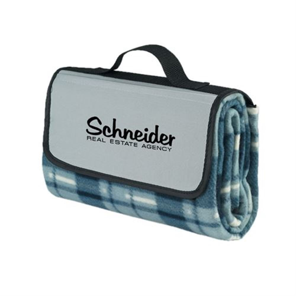 Roll-Up Picnic Blanket - Personalization Available