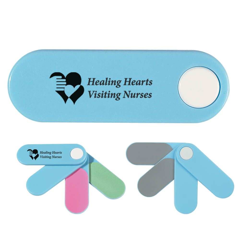 4-In-1 Mini Nail File - Personalization Available
