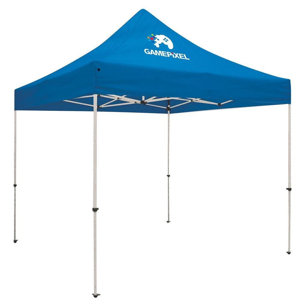 Standard 10' Tent Kit - 1 Location Personalization Available
