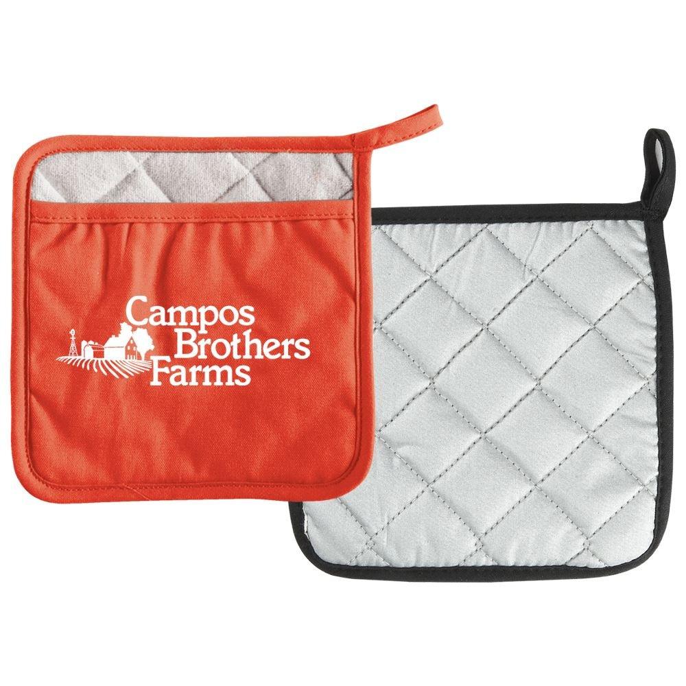 Pocket Pot Holder - Personalization Available