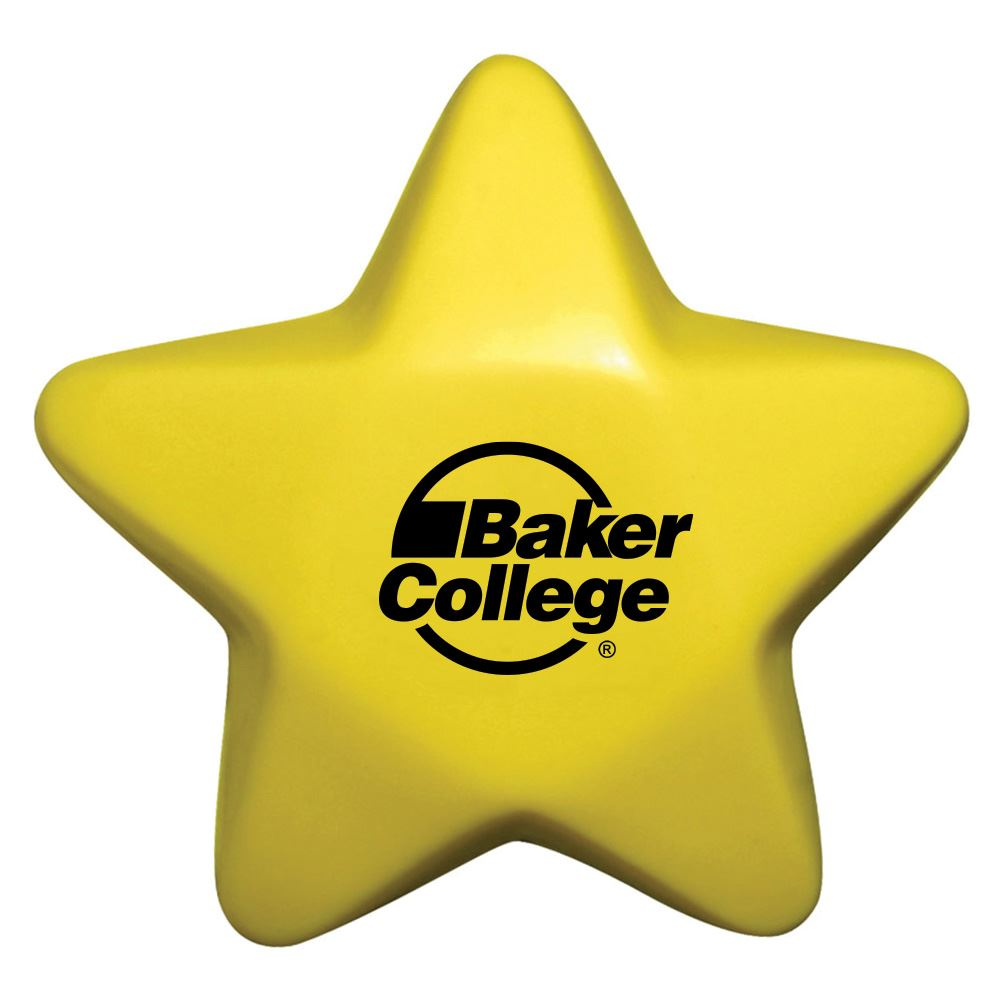 Star Stress Reliever - Personalization Available