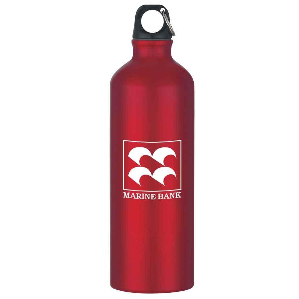 Aluminum Bike Bottle 25-Oz. - Personalization Available