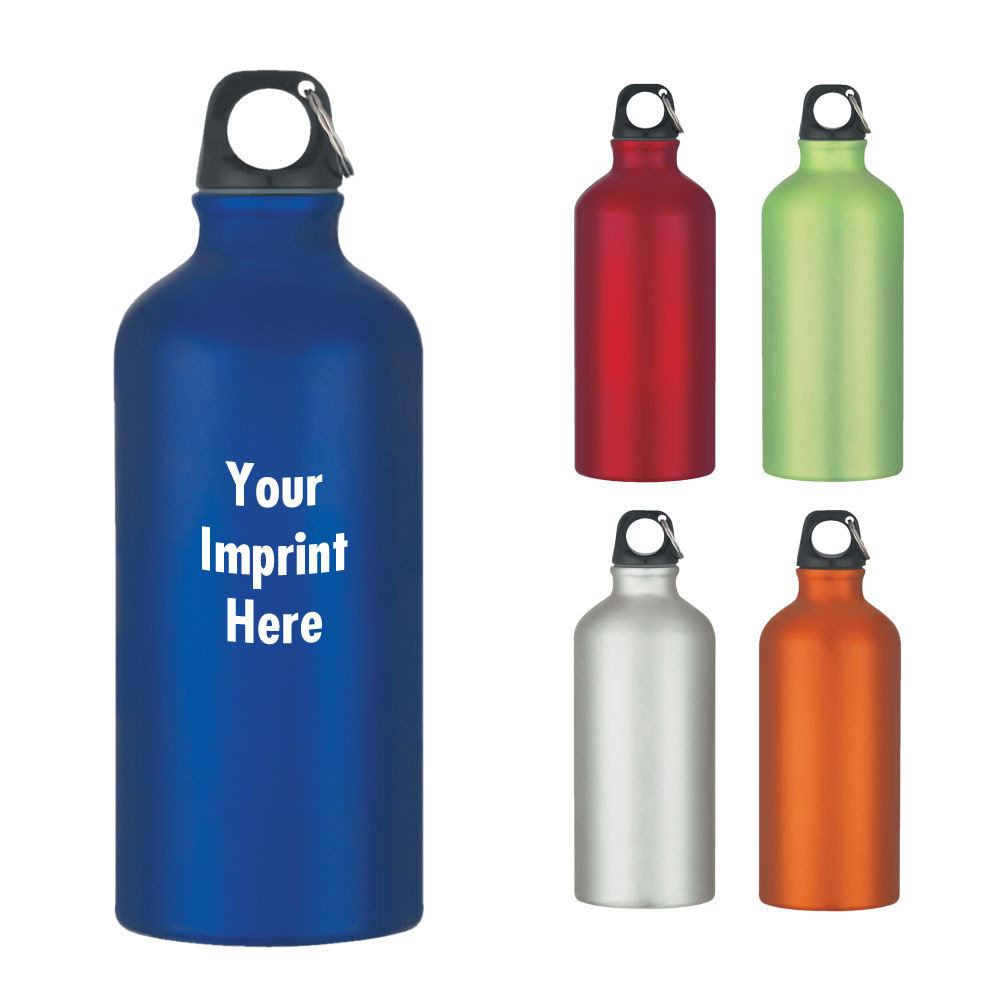 Aluminum Bike Water Bottle 20-oz. - Personalization Available