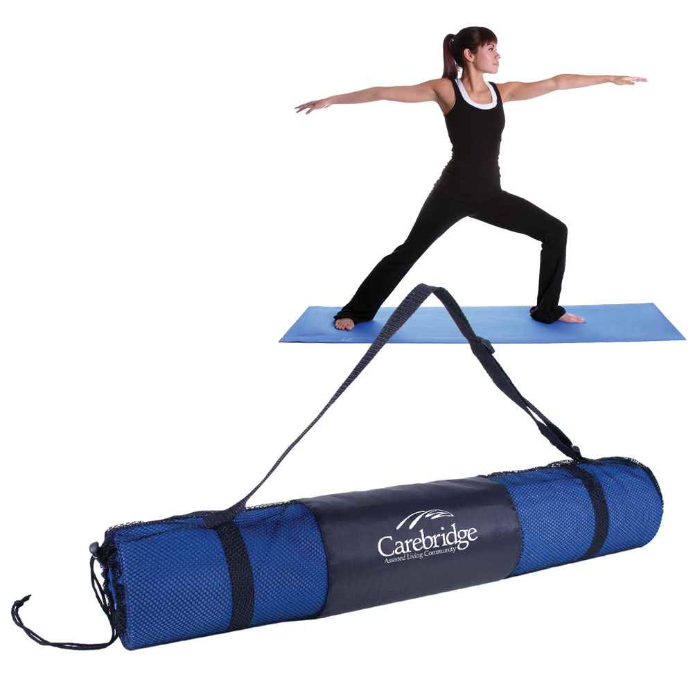 On-The-Go Yoga Mat - Personalization Available