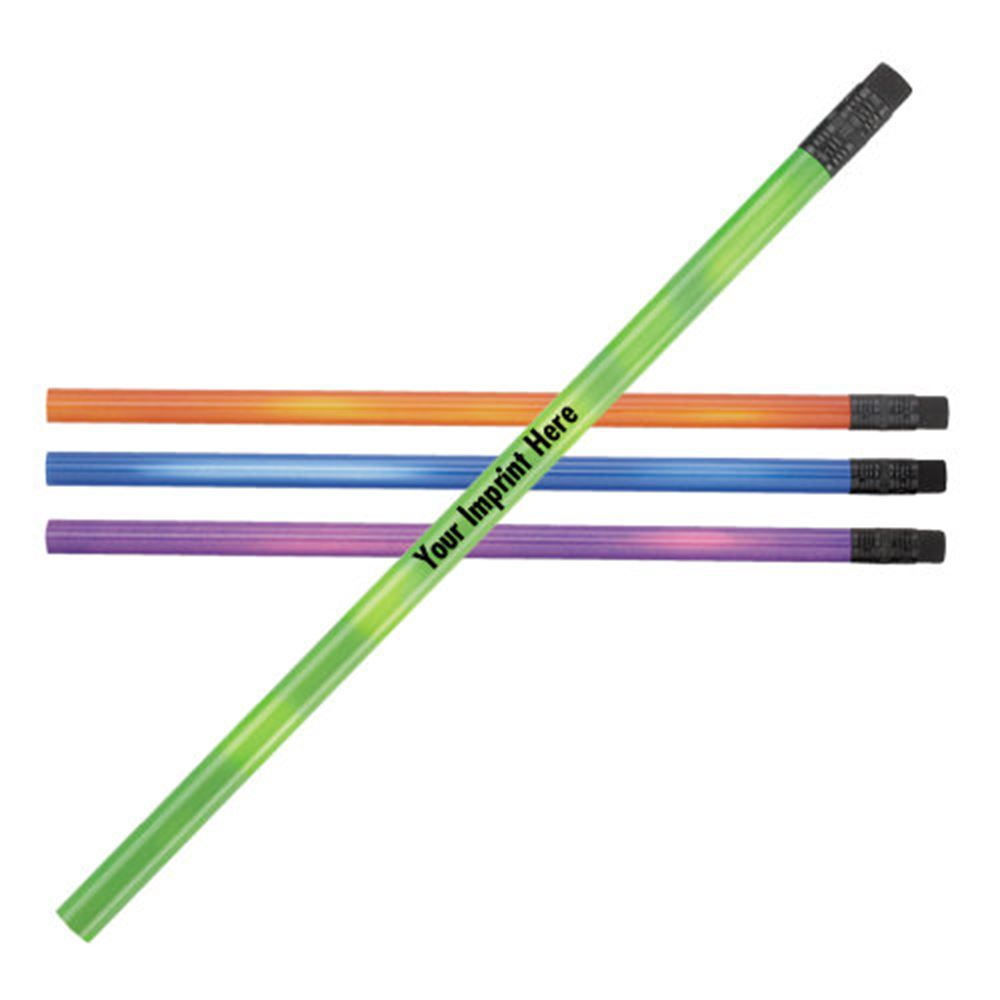 #2 Standard Recycled Heat Sensitive Pencil - Personalization Available