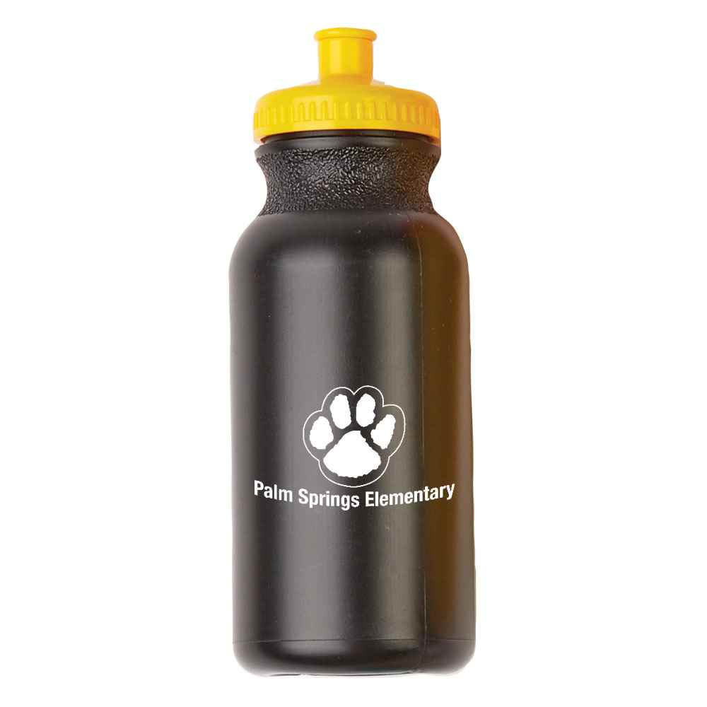 Sporty Squeeze Bottles 20-Oz. - Personalization Available
