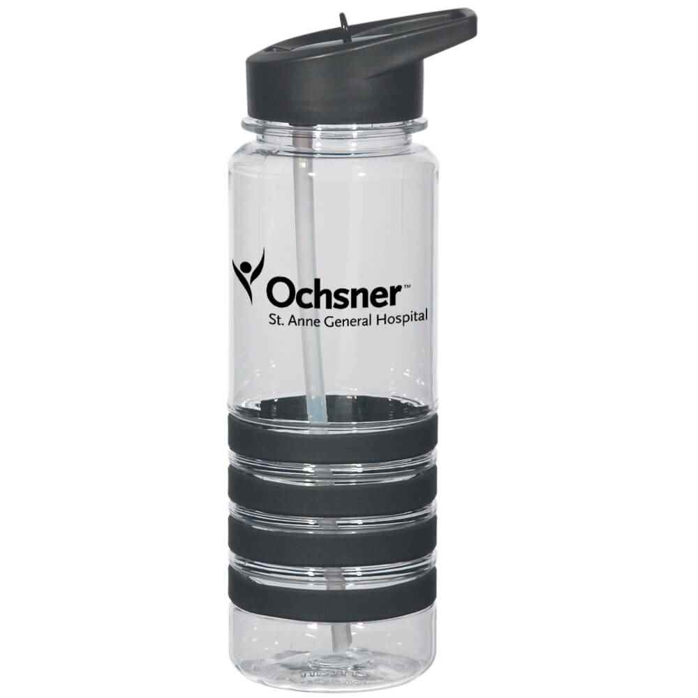 Tritan® Banded Gripper Bottle 24-Oz. - Personalization Available