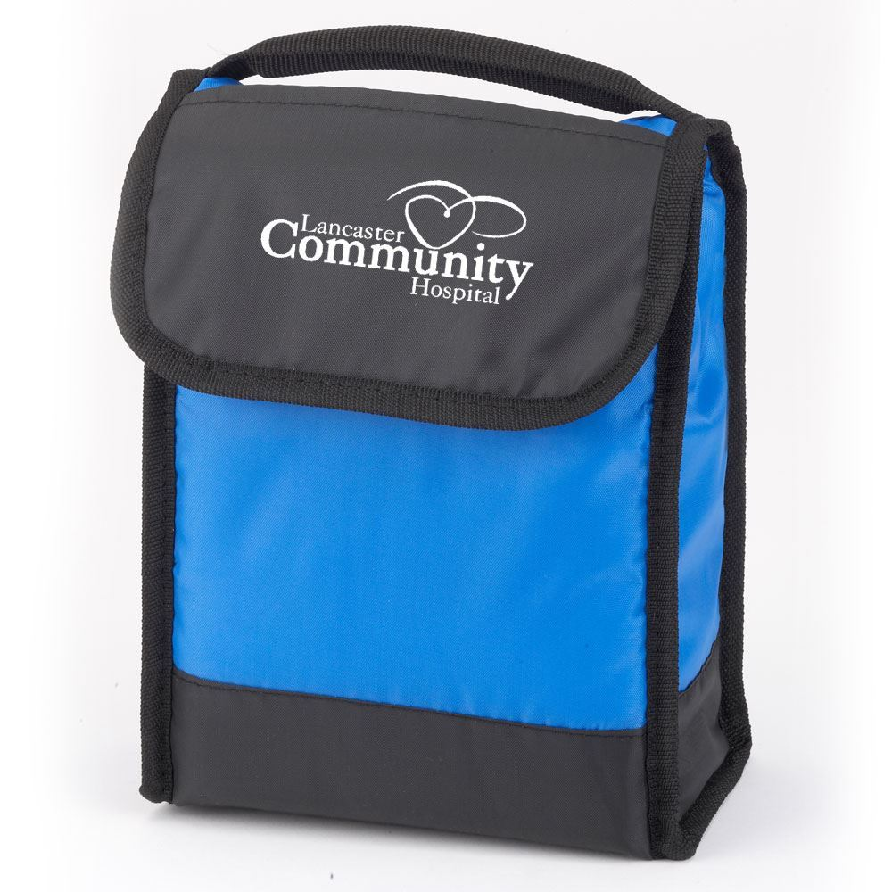 Folding Identification Lunch Bag - Personalization Available