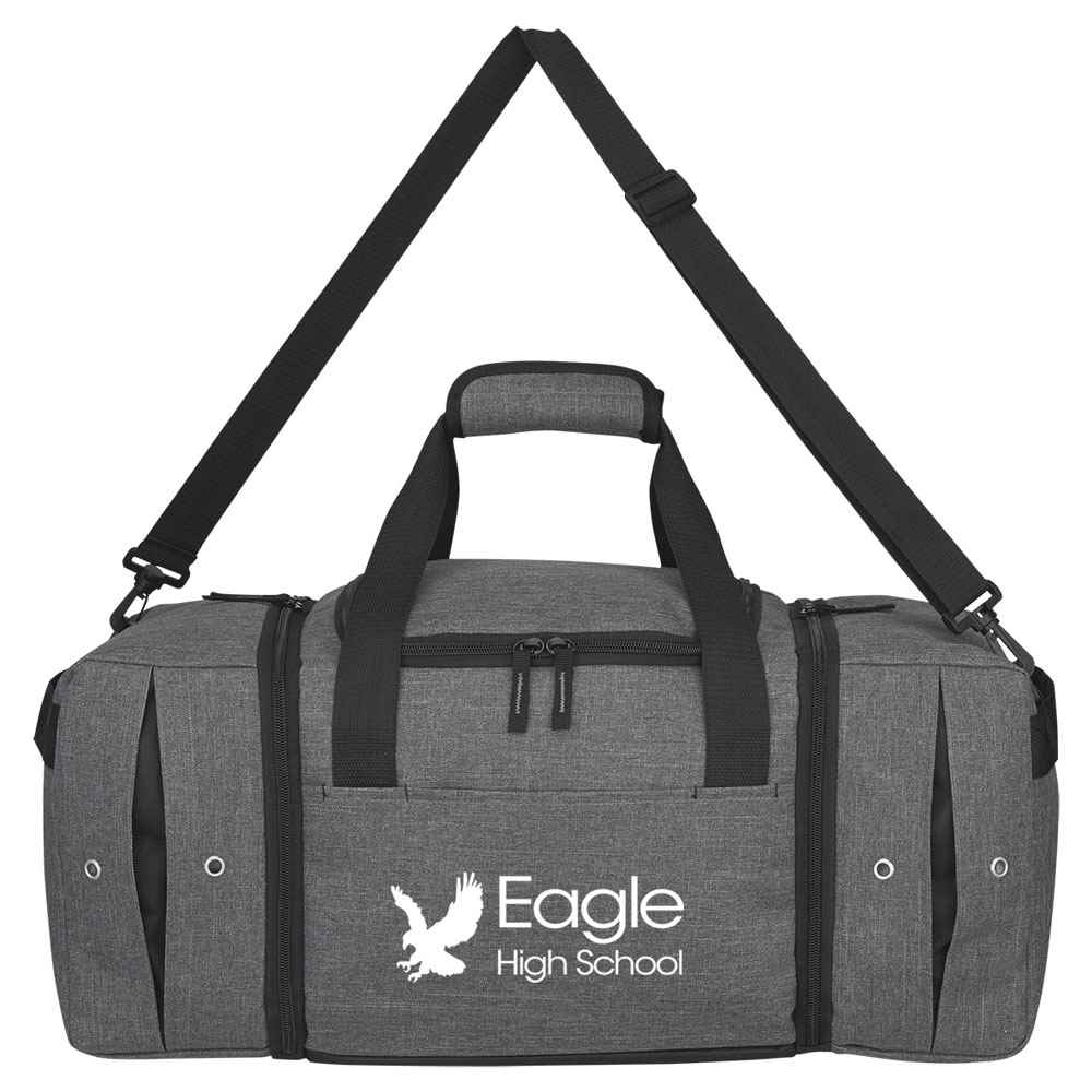 Deluxe Sneaker Duffel Bag - Personalization Available