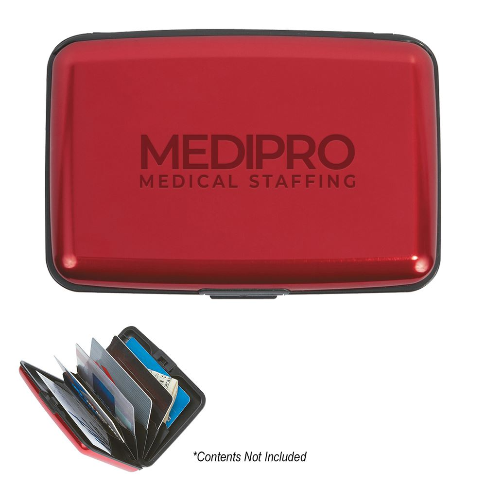 Identity Guard Wallet - Personalization Available