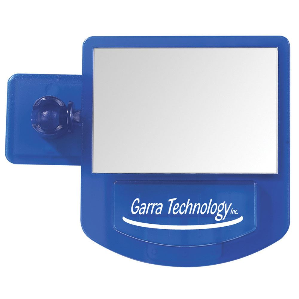 Computer Mirror Memo Holder 2-in-1 - Personalization Available