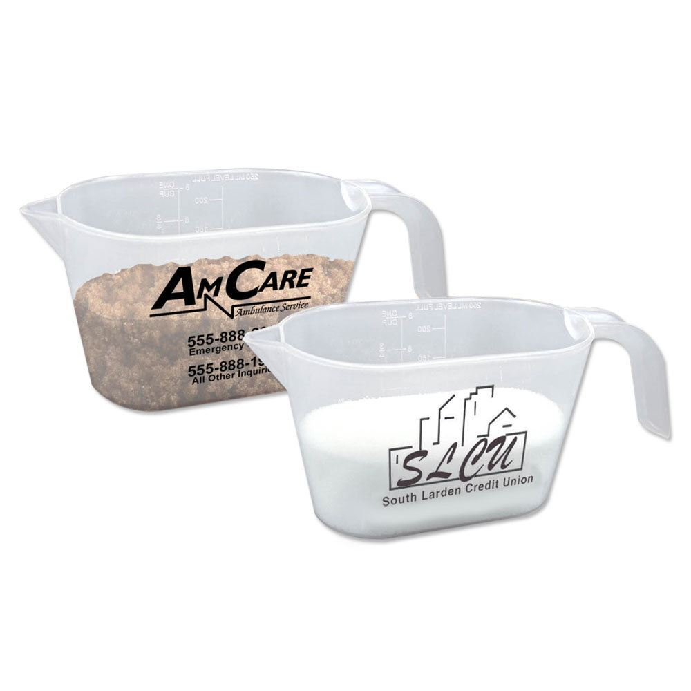 Cook's Choice One-Cup Measuring Cup - Personalization Available