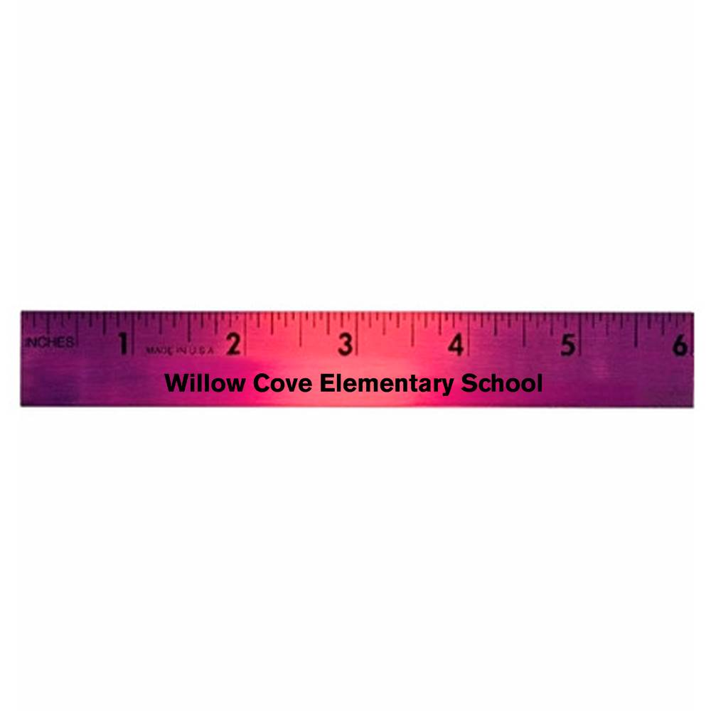 """6"""" Mood Rulers - Personalization Available"""