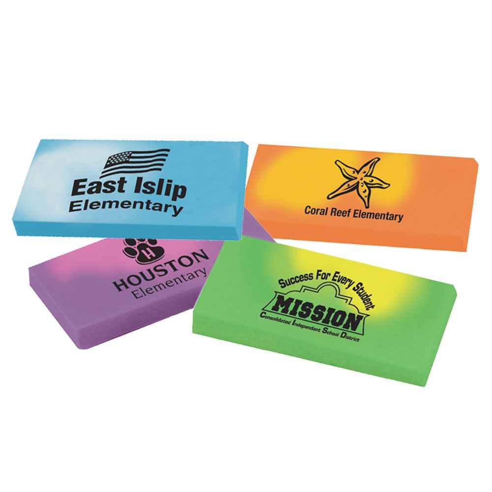 Color-Changing Mood Heat-Sensitive Erasers - Personalization Available