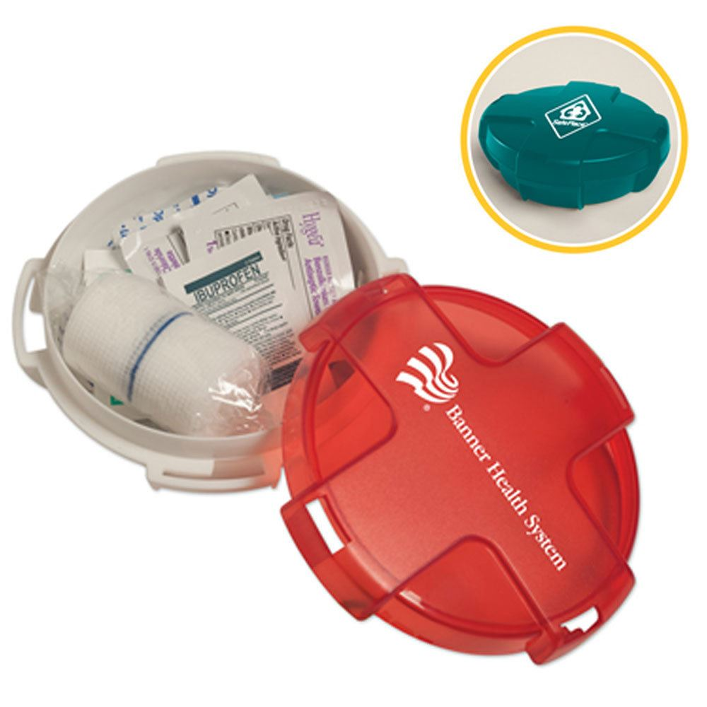 Safe Care First Aid Kit - Personalization Available