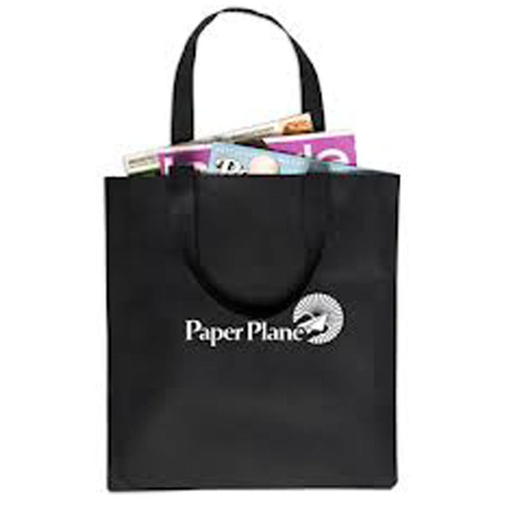 Non-Woven Value Tote Bag - Personalization Available