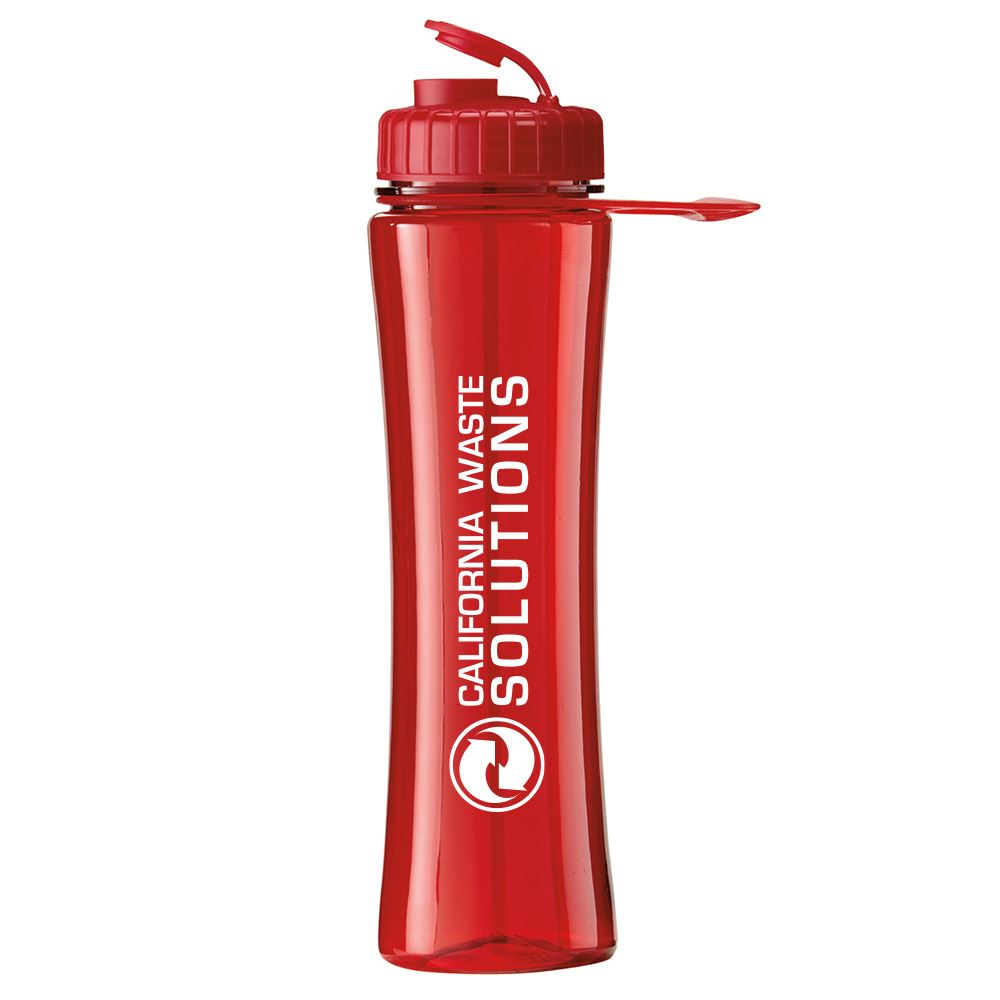 Polysure™ Exertion Bottle With Grip 24-oz. - Personalization Available