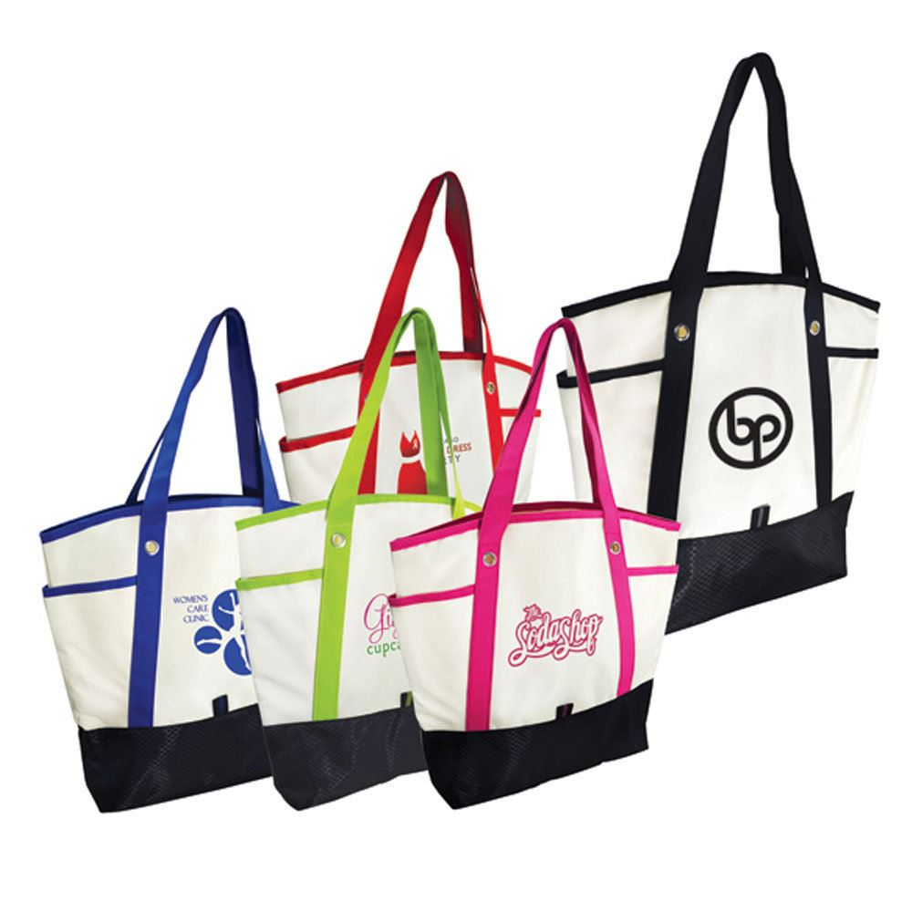 Wallace Tote - Personalization Available