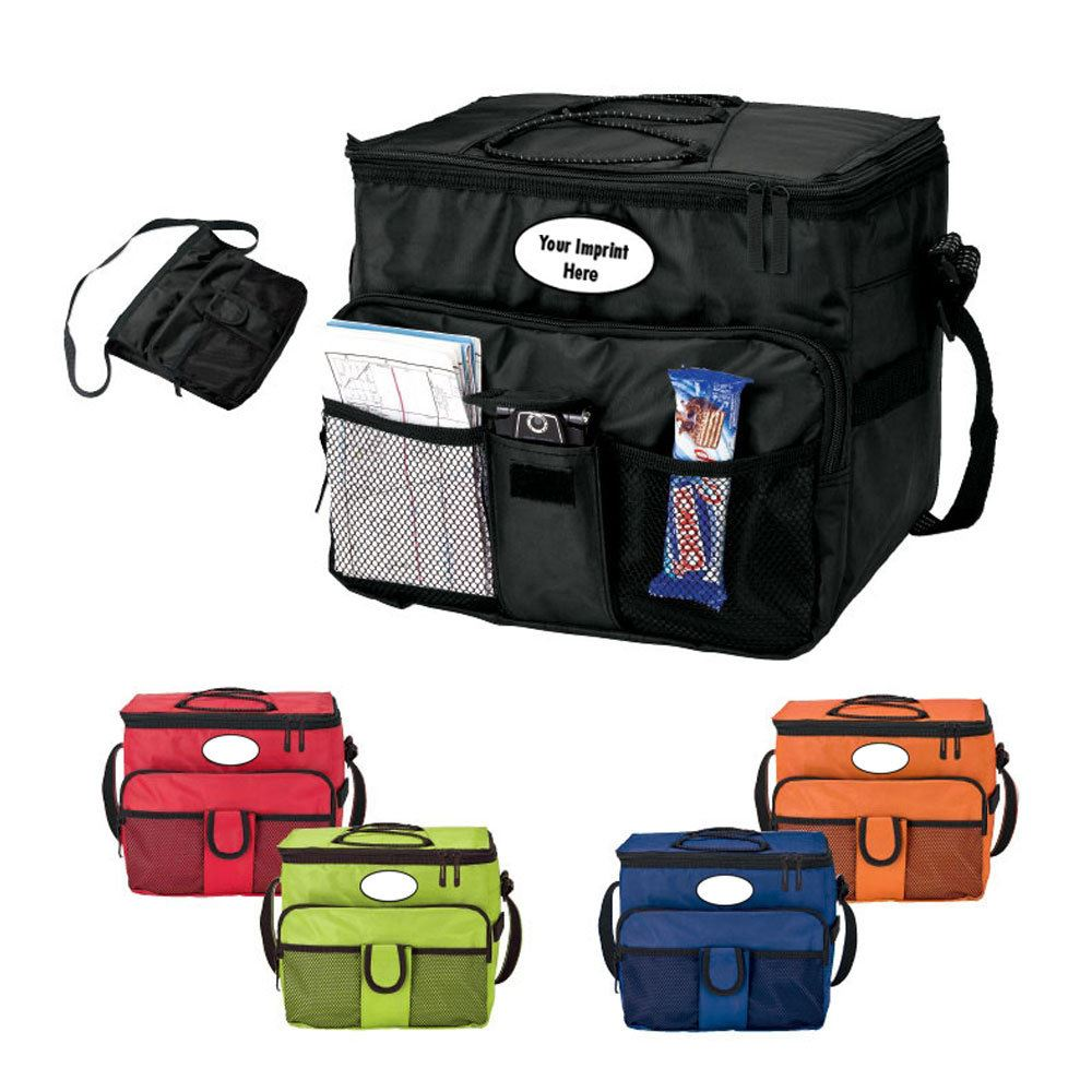 24-Can Cooler Bag - Personalization Available