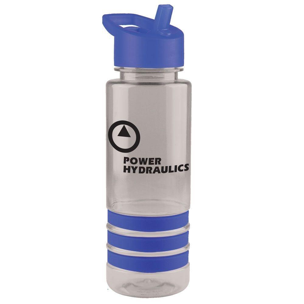 Tritan™ Striped Water Bottle 24-oz. - Personalization Available