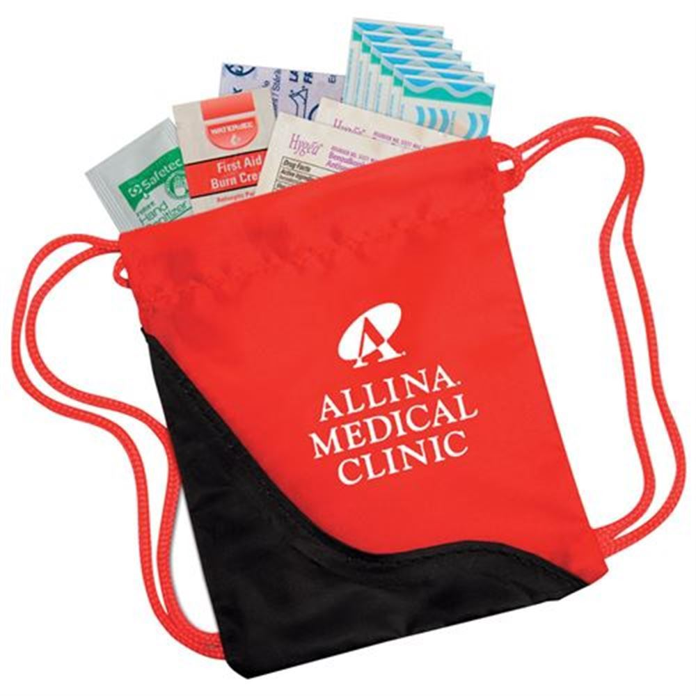 Mini First Aid Sling Care Kit - Personalization Available