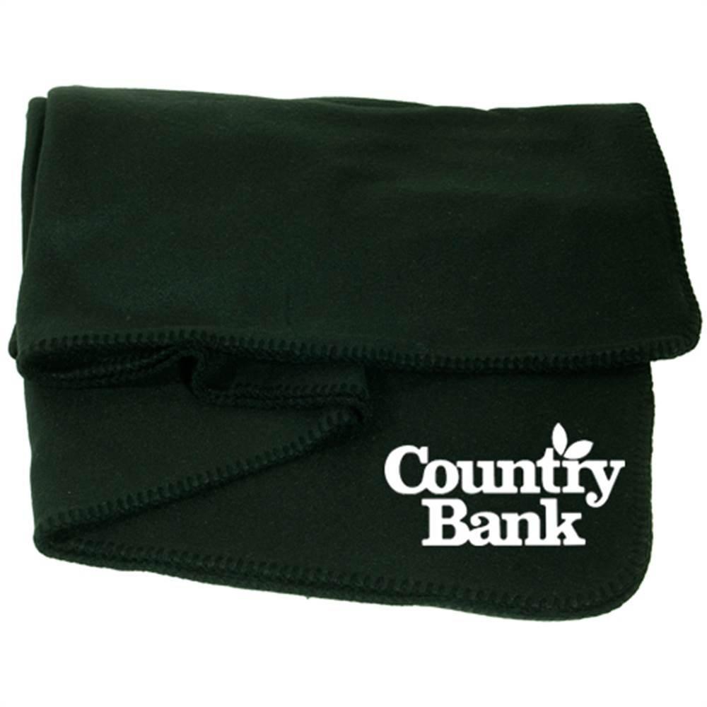 Fleece Econo Blanket - Personalization Available