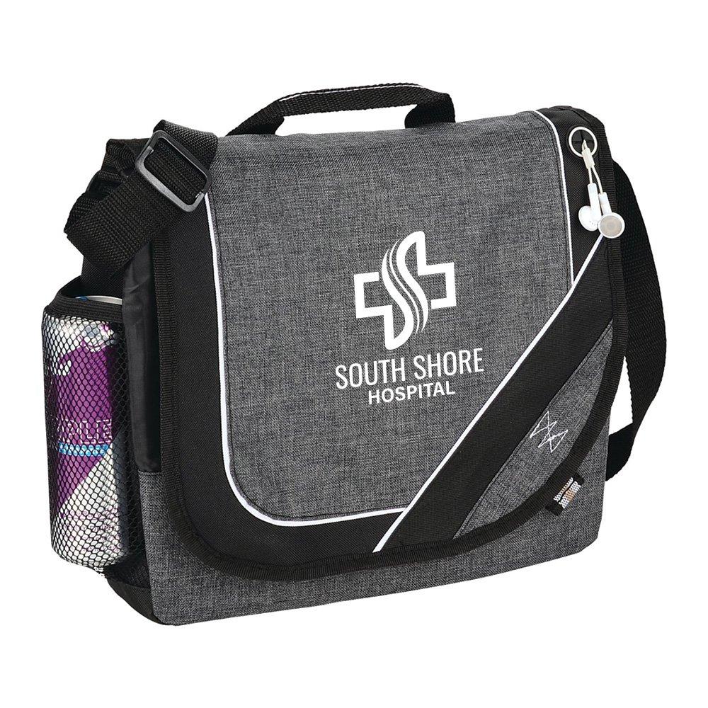 Bolt Urban Messenger Bag - Personalization Available