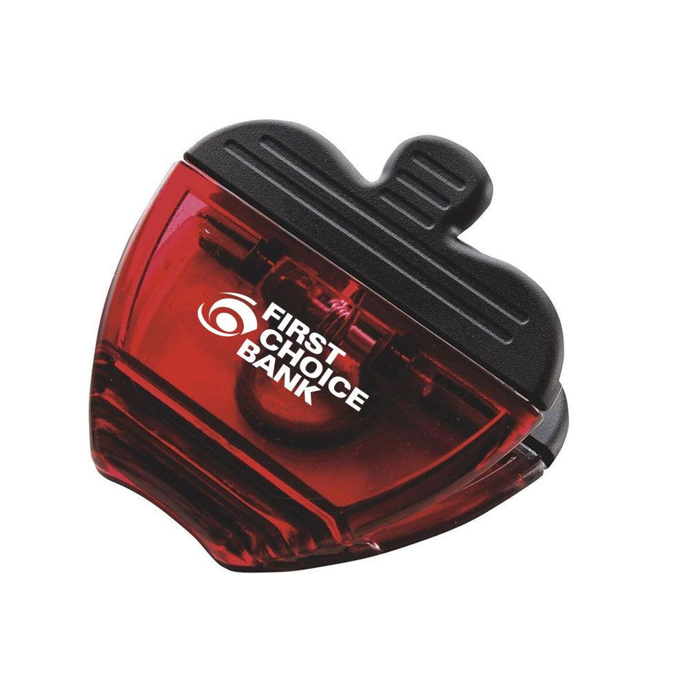 Power Apple Clip - Personalization Available