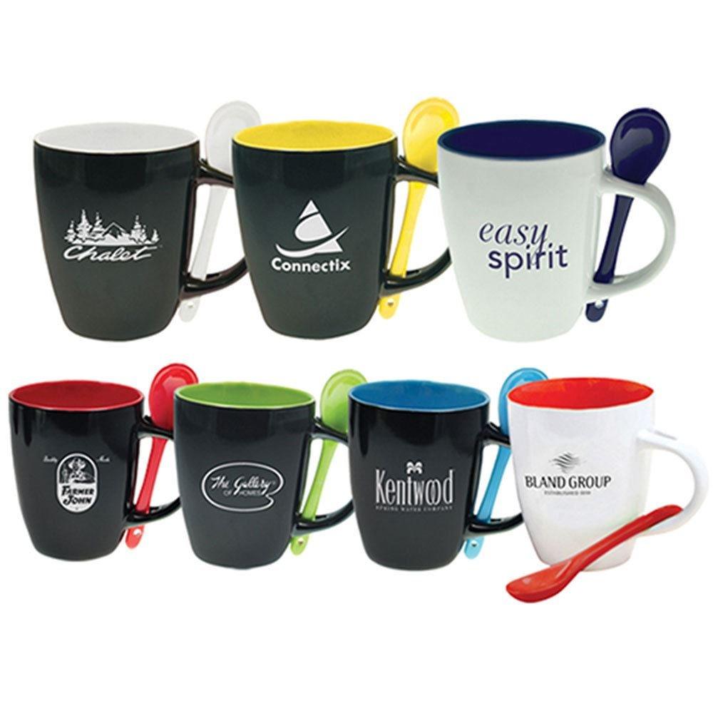 Bistro Mug 12-oz. - Personalization Available