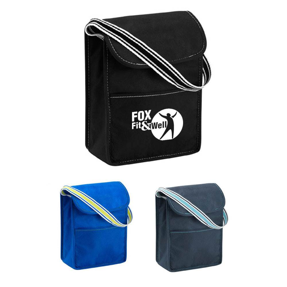 Color Band Lunch Bag - Personalization Available