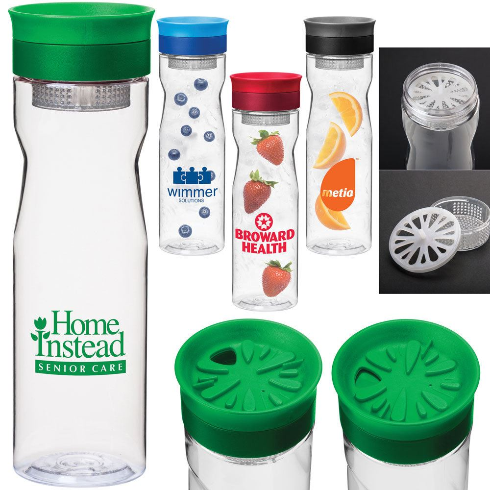 Tritan™ Infusion Water Bottle 25-oz. - Personalization Available