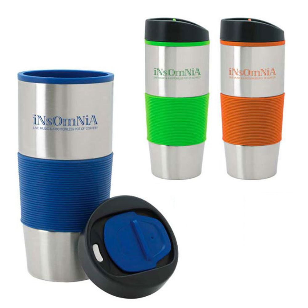 Acrylic & Metal Drinkware Tumbler 18-oz. - Personalization Available