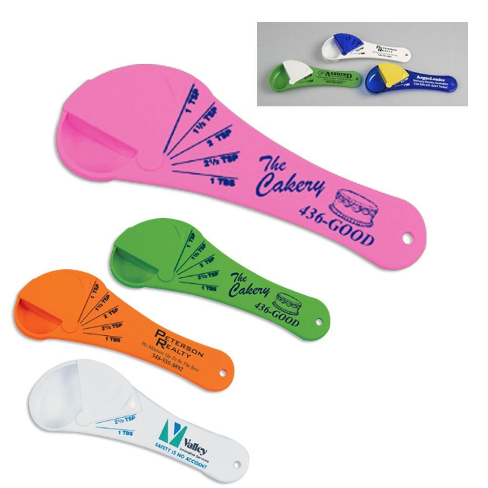 5-In-1 Measuring Spoon - Personalization Available