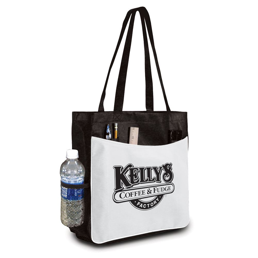 Non-Woven Business Tote Bag - Personalization Available