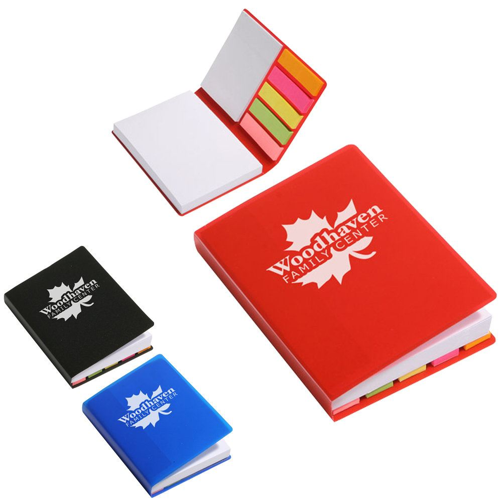Sticky Notebook - Personalization Available