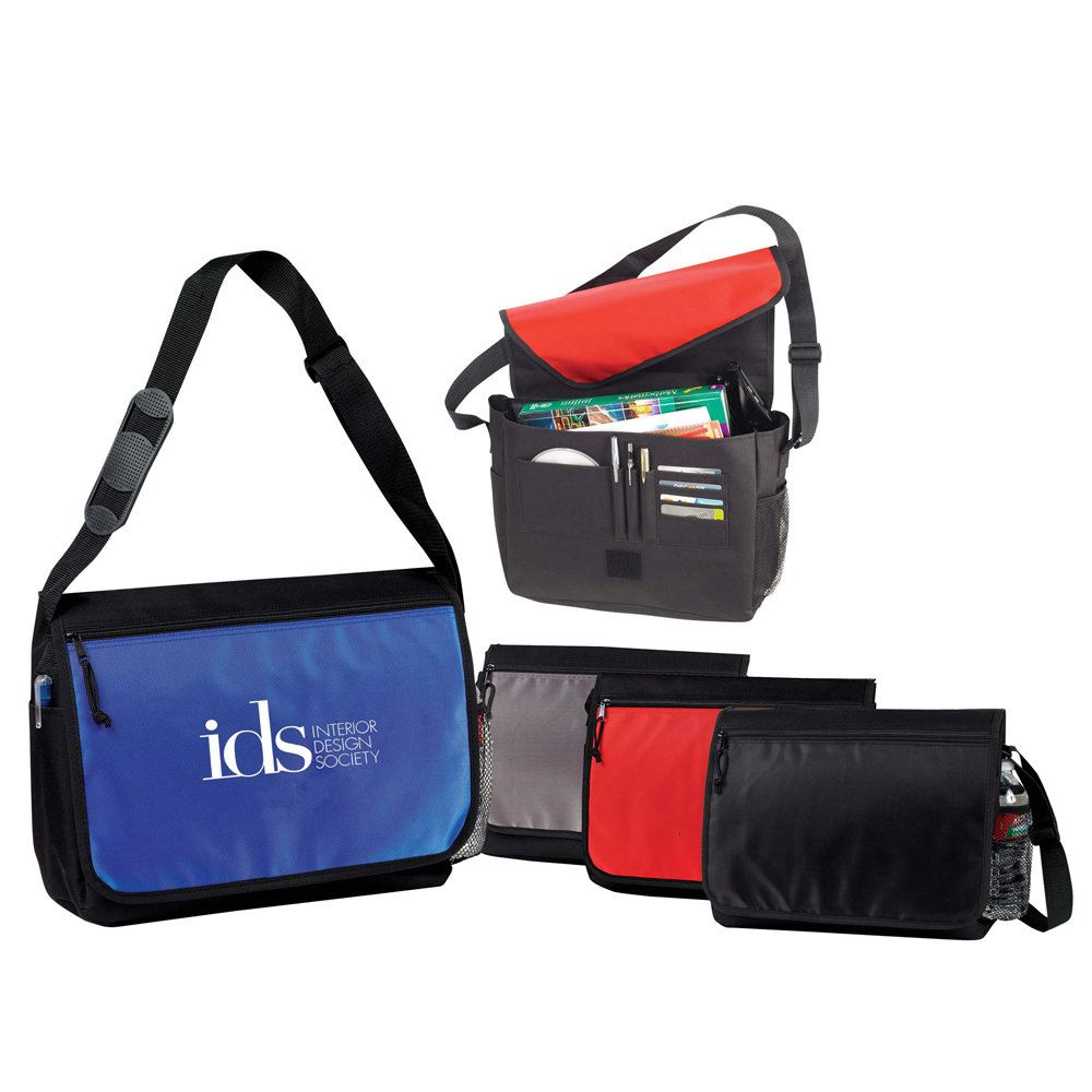 Computer Messenger Bag - Personalization Available