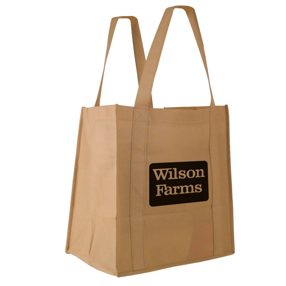 Non-Woven Tundra Tote Bag - Personalization Available