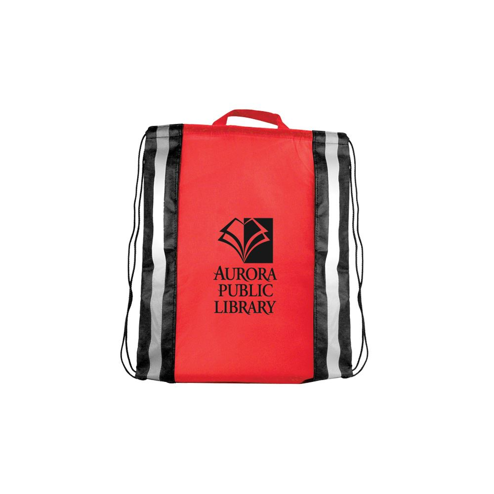 Reflective Backpack - Personalization Available