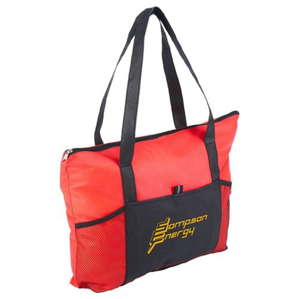 Feather Flight Tote Bag - Personalization Available