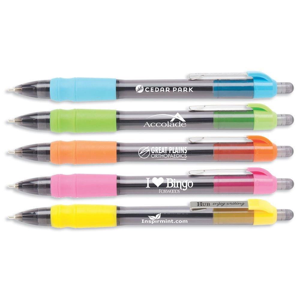 MaxGlide™ Click Tropical Pen - Personalization Available