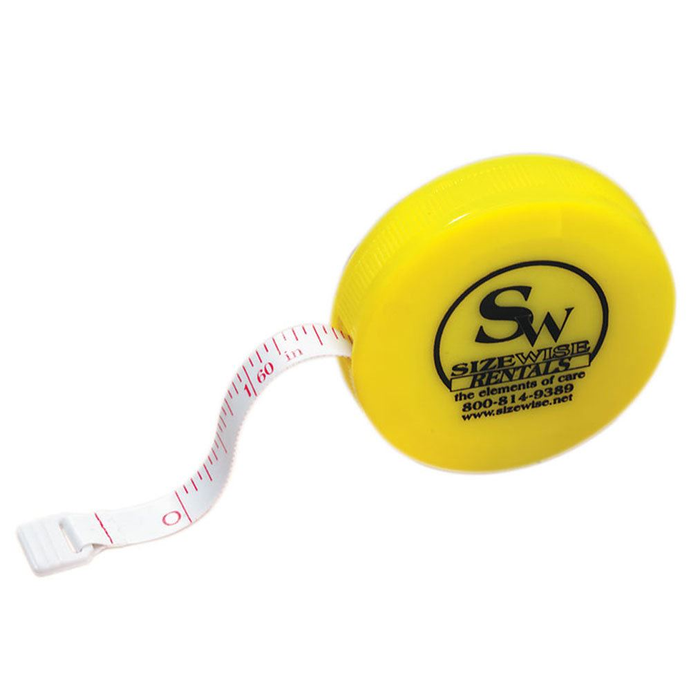 Round Tape Measure - Personalization Available