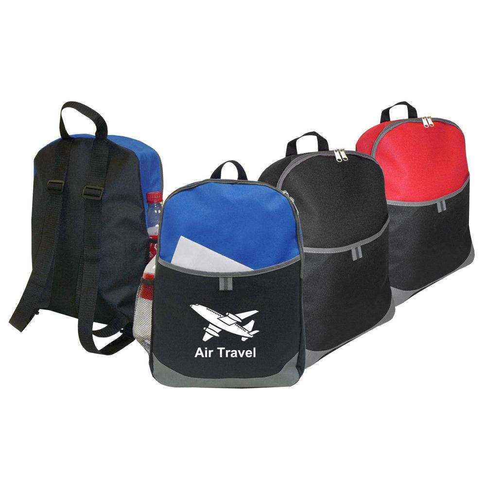 The Brentwood Backpack - Personalization Available