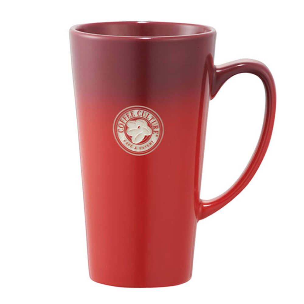 Cafe Tall Latte Ceramic Mug 14-oz. - Personalization Available
