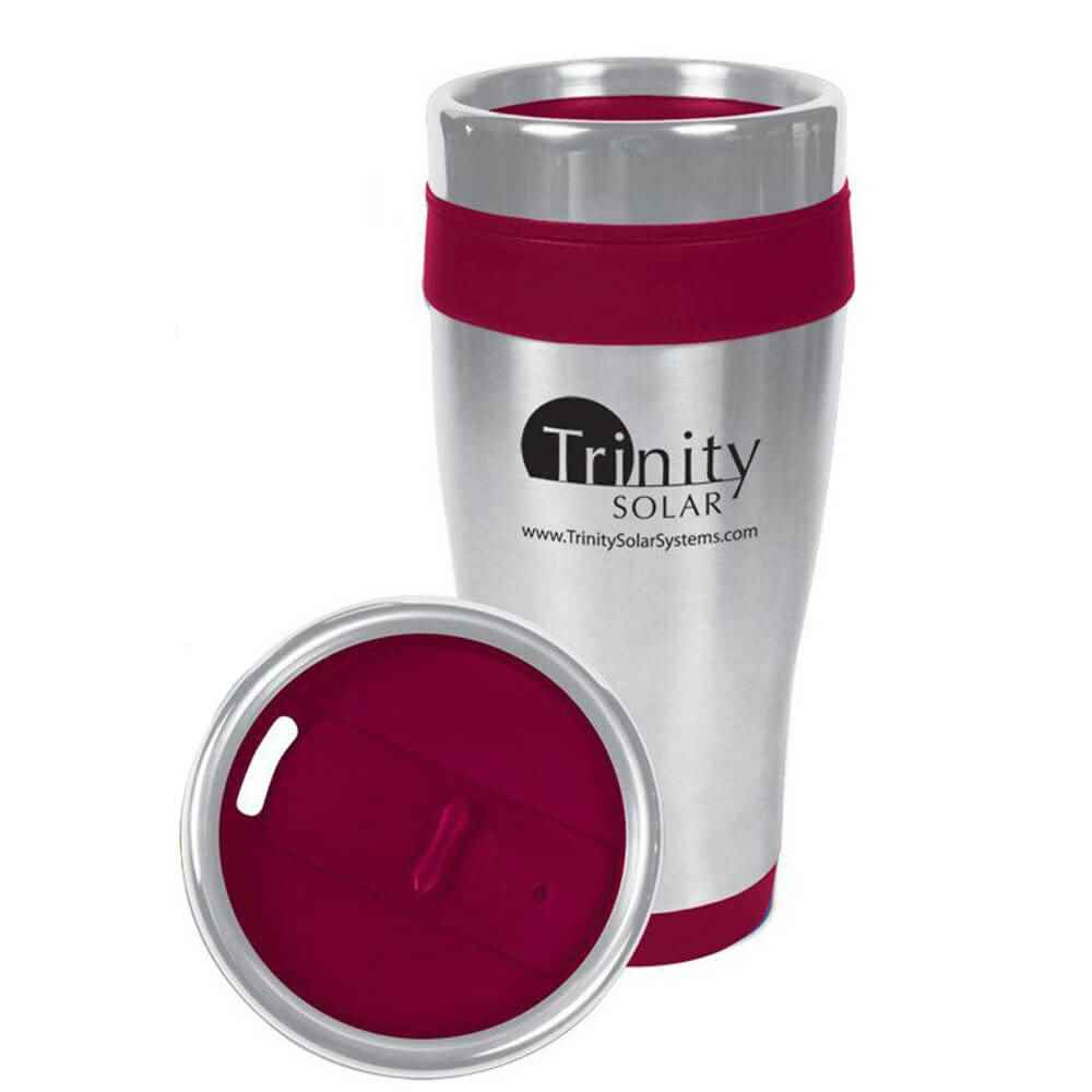 Blue Monday Travel Tumbler 16-Oz. - Personalization Available