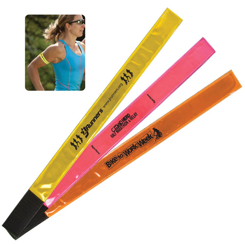 Reflection Safety Velcro® Band - Personalization Available