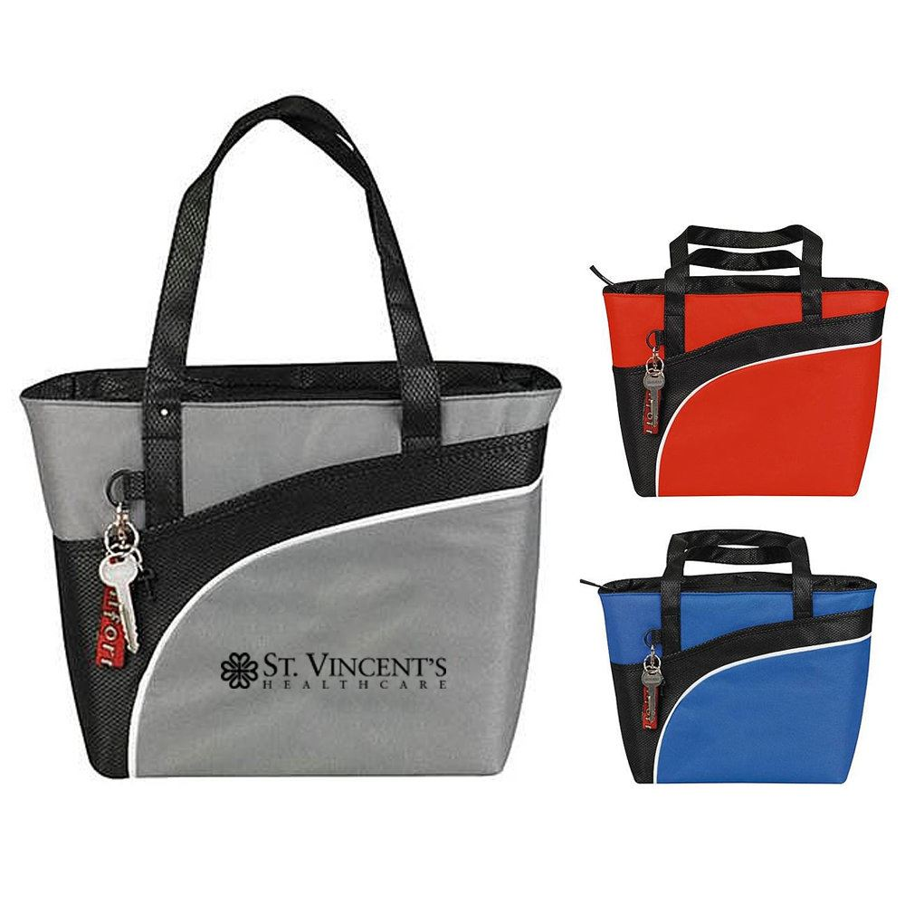 eGreen 12-Pack Plus Cooler Tote - Personalization Available