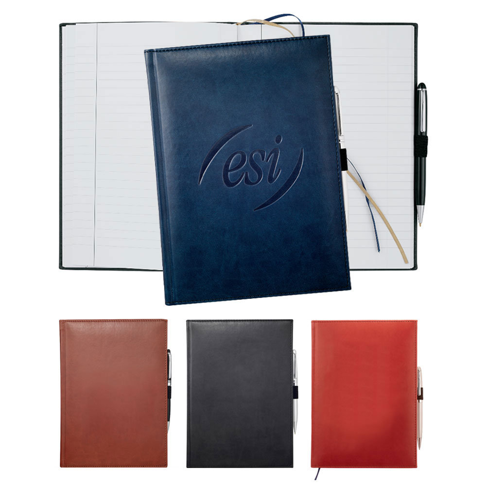Pedova Large Bound JournalBook™ - Debossed Personalization Available