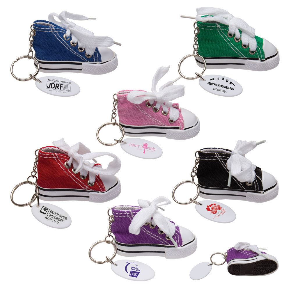 Sneaker Keytag - Personalization Available