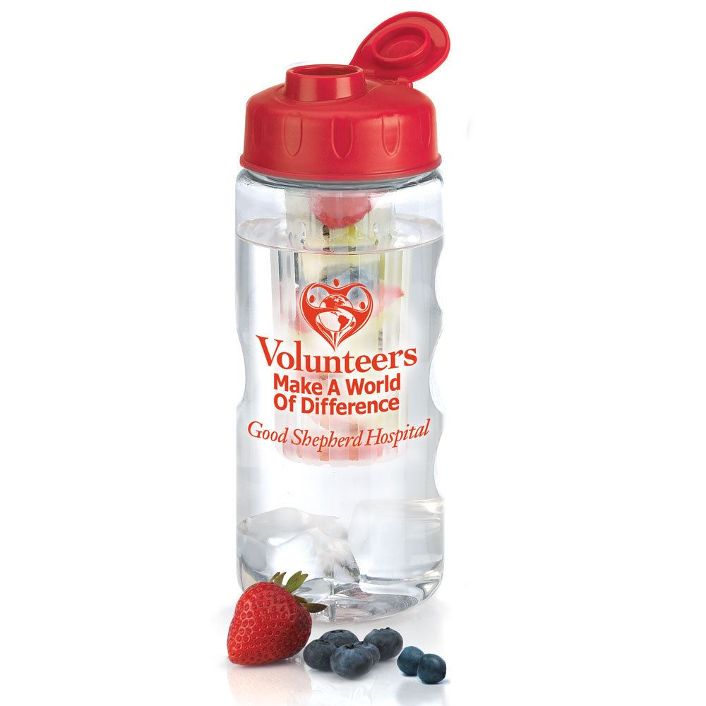 Fruit Infuser Water Bottle 22-Oz. - Personalization Available