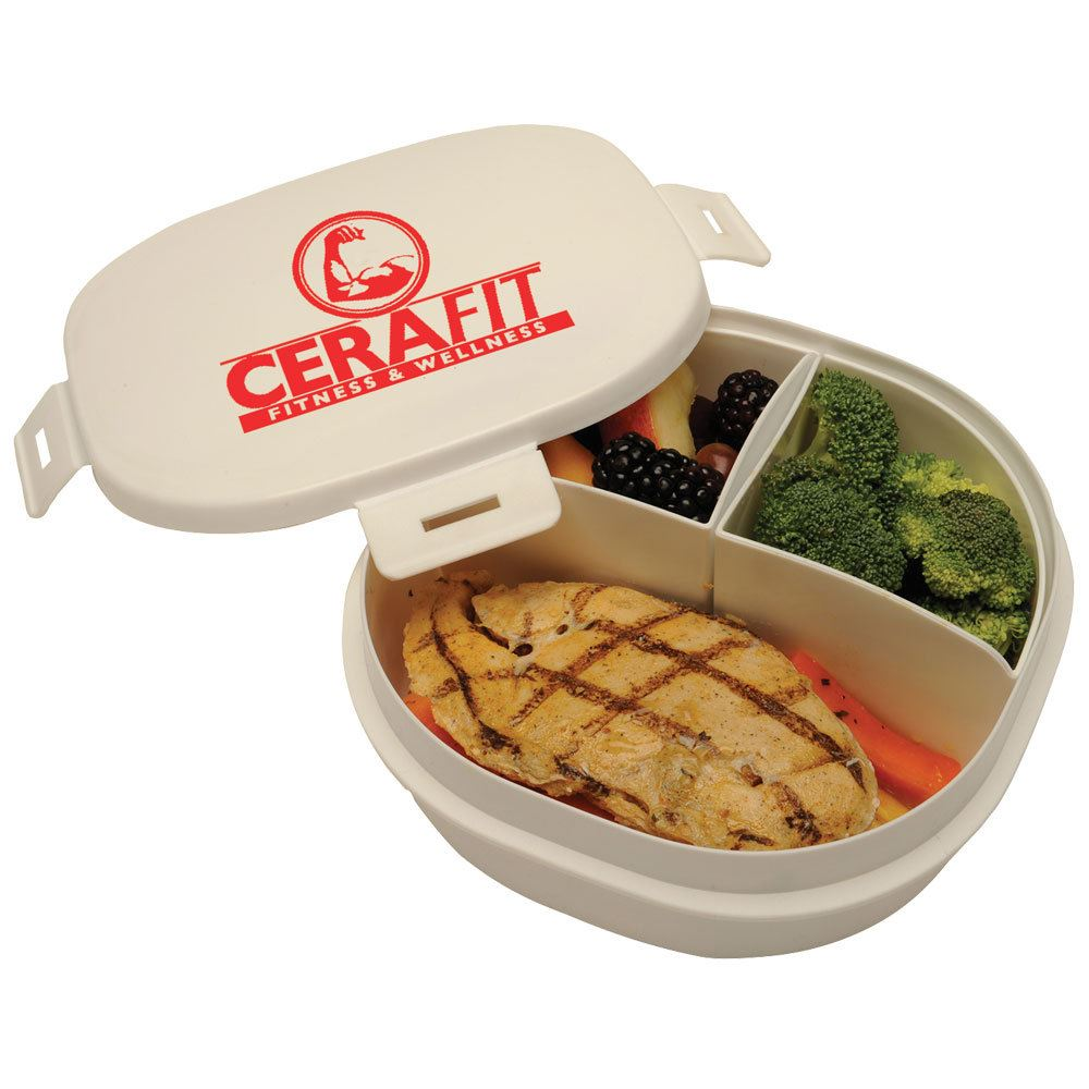Snap-Lock Lunch Container - Personalization Available